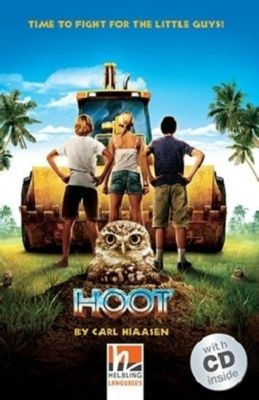 Hoot, m. 1 Audio-CD, Carl Hiaasen, Jane Revell