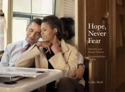 Hope, Never Fear - Callie Shell |