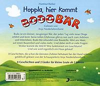 Hoppla, hier kommt Bodo Bär!, 1 Audio-CD - Produktdetailbild 1