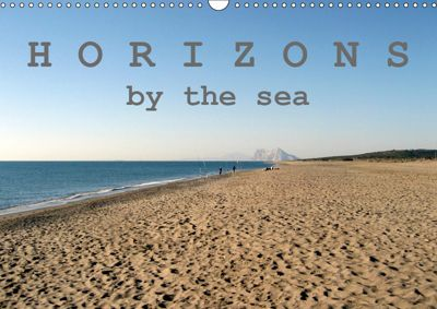 Horizons by the sea (Wall Calendar 2019 DIN A3 Landscape), Andrea Ganz