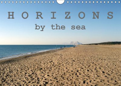 Horizons by the sea (Wall Calendar 2019 DIN A4 Landscape), Andrea Ganz