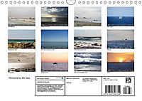 Horizons by the sea (Wall Calendar 2019 DIN A4 Landscape) - Produktdetailbild 13