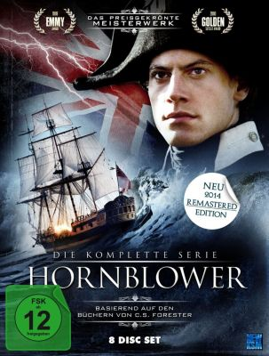 Hornblower - Die komplette Serie, C. S. Forester, Russell Lewis