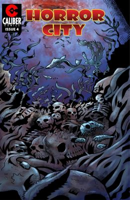 Horror City: Horror City #4, E. Mayen Briem
