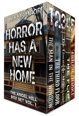 HORROR HAS A NEW HOME: the Angel Hill box set, C. Dennis Moore