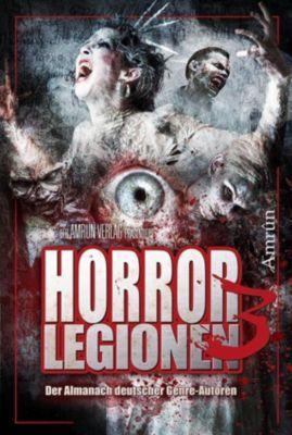 Horror-Legionen - Piper Marou |