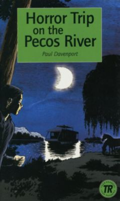 Horror Trip on the Pecos River, Paul Davenport