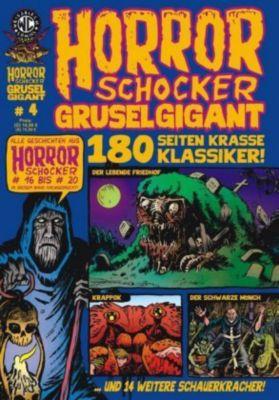 HORRORSCHOCKER Grusel Gigant, Levin Kurio, Michael Vogt, Yann Krehl, Till Lenecke