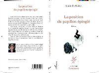 Hors-collection: La position du papillon epingle