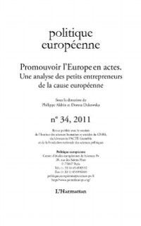 Hors-collection: Promouvoir l'europe en actes -une analy, Dorota Dakowoska