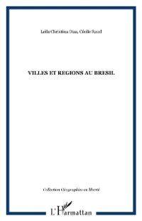 Hors-collection: Villes et regions au bresil, Dias, Raud