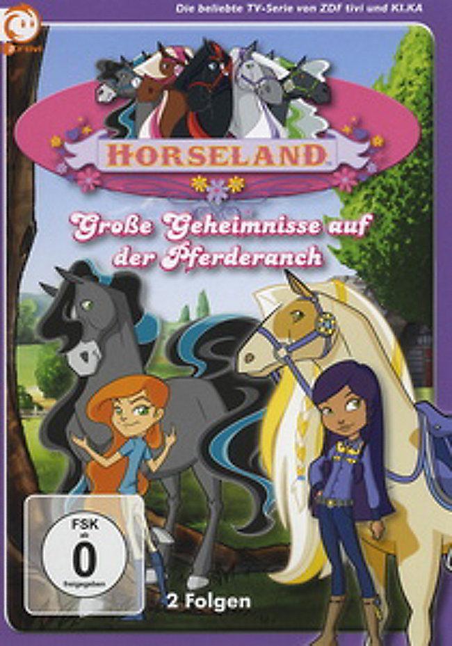 Horseland - Große Geheimnisse auf der Pferderanch Film