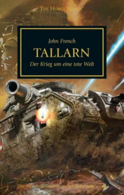 Horus Heresy - Tallarn - John French |
