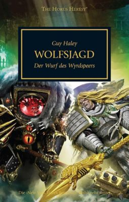 Horus Heresy - Wolfsjagd, Guy Haley