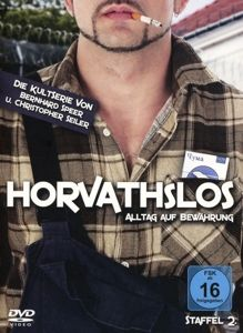Horvathslos - Alltag war gestern - Staffel 2 - 2 Disc DVD, Christopher Seiler