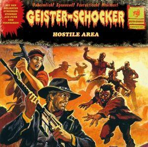Hostile Area (Limited Vinyl Lp), Geister-Schocker