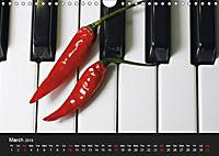 Hot Chili Calendar Great Britain Edition (Wall Calendar 2019 DIN A4 Landscape) - Produktdetailbild 3