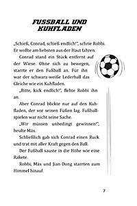 Hot Dogs Die Nr.1 Agenten Jungs Band 11: Tor! Fußball aus dem Weltall! - Produktdetailbild 2