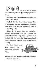 Hot Dogs Die Nr.1 Agenten Jungs Band 11: Tor! Fußball aus dem Weltall! - Produktdetailbild 4