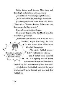 Hot Dogs Die Nr.1 Agenten Jungs Band 11: Tor! Fußball aus dem Weltall! - Produktdetailbild 5
