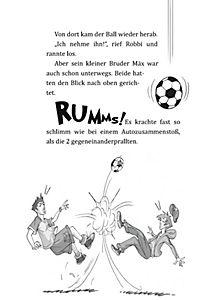 Hot Dogs Die Nr.1 Agenten Jungs Band 11: Tor! Fußball aus dem Weltall! - Produktdetailbild 3