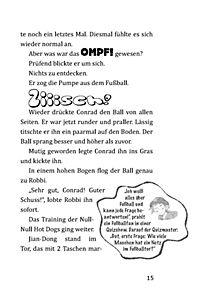 Hot Dogs Die Nr.1 Agenten Jungs Band 11: Tor! Fußball aus dem Weltall! - Produktdetailbild 10