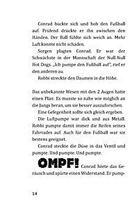 Hot Dogs Die Nr.1 Agenten Jungs Band 11: Tor! Fußball aus dem Weltall! - Produktdetailbild 9