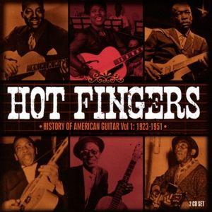 Hot Fingers-History Of American Guitar Vol.1, Diverse Interpreten
