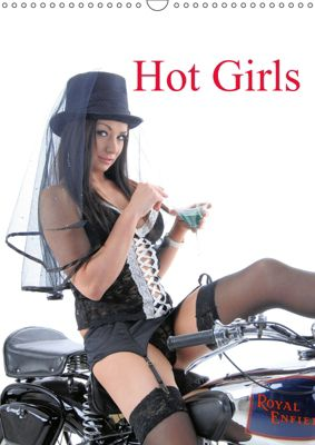Hot Girls (Wall Calendar 2019 DIN A3 Portrait), Jon Grainge