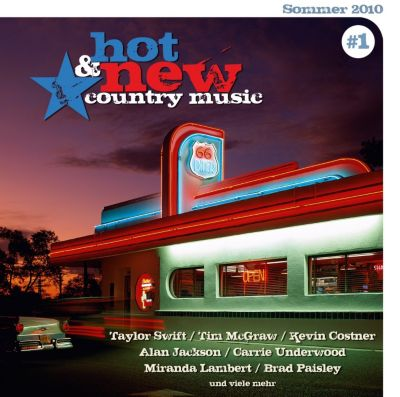 Hot & New Country Music, Diverse Interpreten