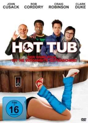 Hot Tub - Der Whirlpool ist 'ne verdammte Zeitmaschine, Andrew Mogel, Jarrad Paul