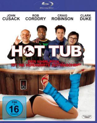Hot Tub - Der Whirlpool ist 'ne verdammte Zeitmaschine