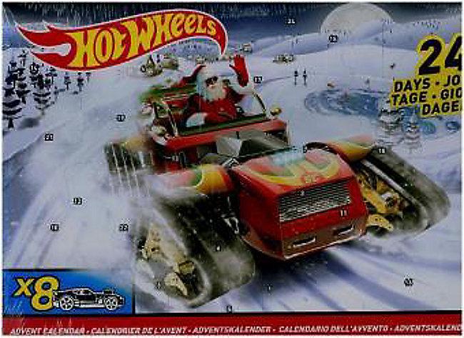 Weihnachtskalender Hot Wheels.Hot Wheels Adventskalender 2017 Kalender Bei Weltbild De Kaufen