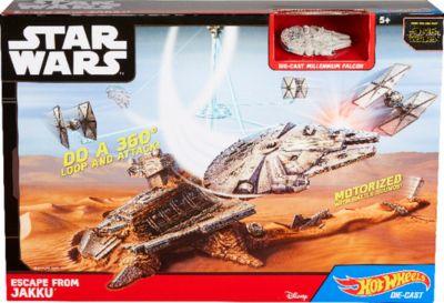 Hot Wheels: Star Wars - E7 Raumschiff Spielset