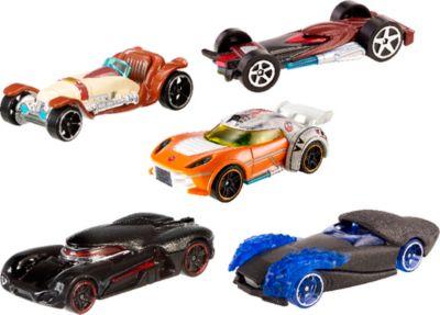Hot Wheels Star Wars Episode VII Autos