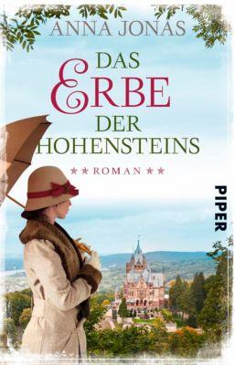 Hotel Hohenstein: Das Erbe der Hohensteins, Anna Jonas