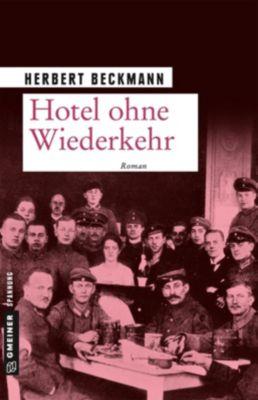 Hotel ohne Wiederkehr, Herbert Beckmann