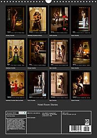 Hotel Room Stories (Wall Calendar 2019 DIN A3 Portrait) - Produktdetailbild 13