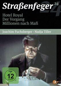 Hotel Royal / Der Vorgang / Millionen nach Maß, Answald Krüger, Maria Matray, Ladislav Mnacko, Helmut Pigge