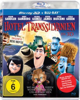 Hotel Transsilvanien - 3D-Version, Dan Hageman, Kevin Hageman, David I. Stern