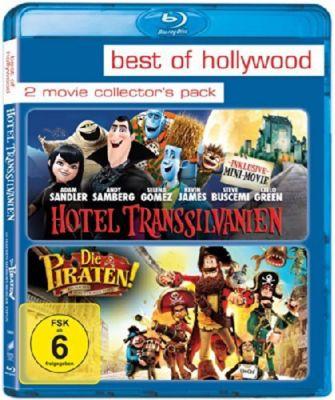 Hotel Transsilvanien / Die Piraten - Ein Haufen merkwürdiger Typen