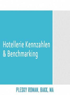 Hotellerie Kennzahlen & Benchmarking, Roman Plesky