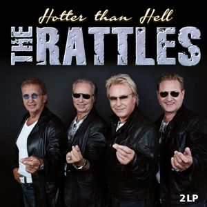 Hotter Than Hell (Vinyl), The Rattles