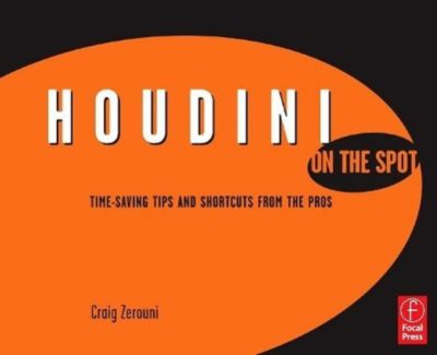 Houdini on the Spot, Craig Zerouni