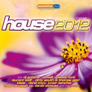 House 2012, Diverse Interpreten
