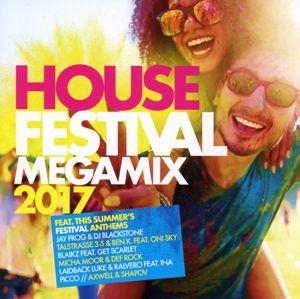 House Festival Megamix 2017, Diverse Interpreten
