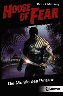 House of Fear Band 2: Die Mumie des Piraten, Patrick McGinley