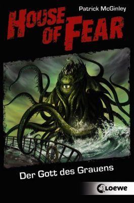 House of Fear Band 4: Der Gott des Grauens, Patrick McGinley