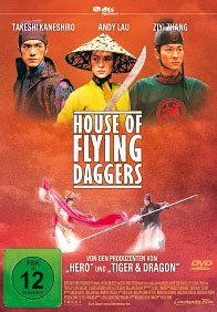 House of Flying Daggers, Zhang Yimou, Wang Bin, Li Feng