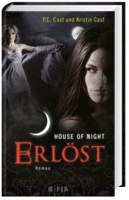 House of Night Band 12: Erlöst, P. C. Cast, Kristin Cast